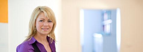 Valentina Stiben startet ihre Ausbildung zur Rechtsfachwirtin